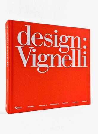 Design Vignelli best coffee table books