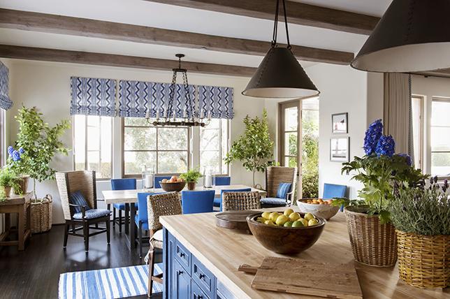 colorful kitchen carpet ideas