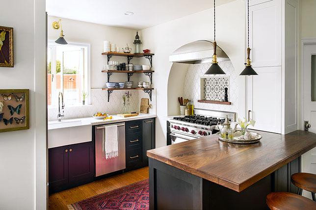modern kitchen carpet ideas