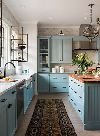 beautiful kitchen carpet ideas