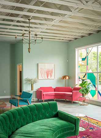 Sage green color color ideas for the home