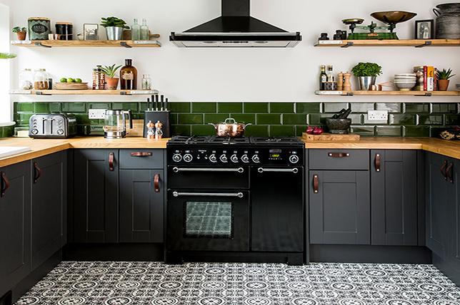 Moroccan small kitchen ideas