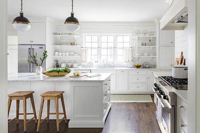 white little kitchen ideas