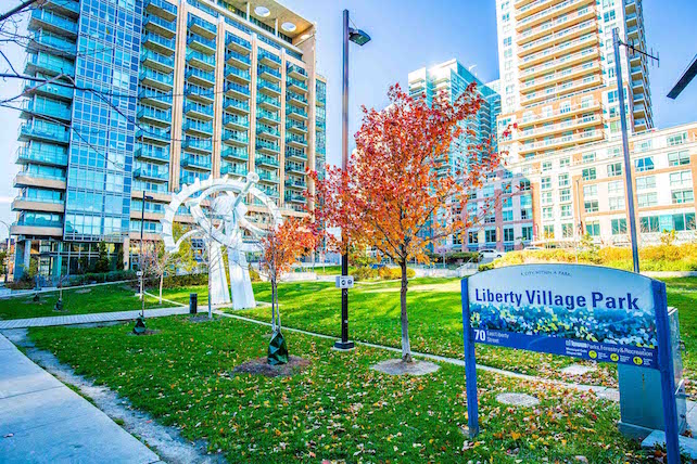 Liberty Village's best Toronto shopping district