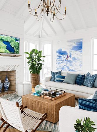 Cape Cod Home Ideas Living Room
