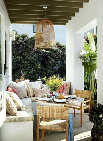 covered terrace ideas
