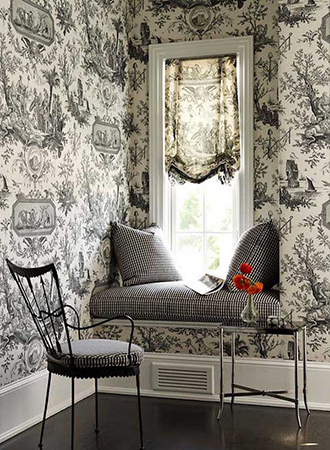 cool wallpaper ideas toile