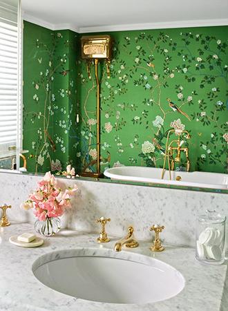 cool wallpaper ideas floral classics