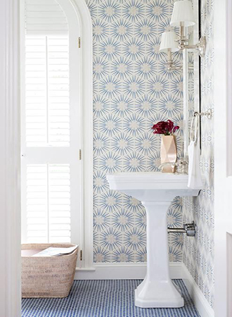 ethnically cool wallpaper ideas