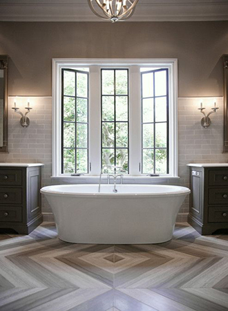 taupe color ideas bathroom