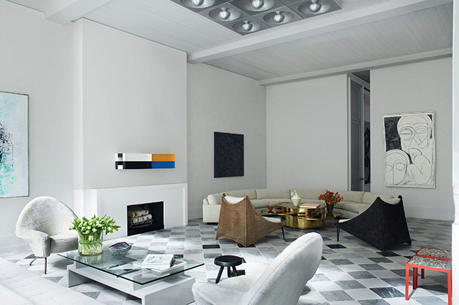 monochromatic room ideas