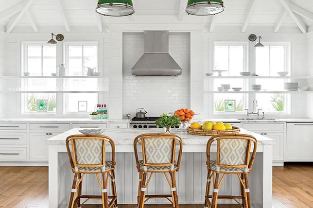inspiring ideas for kitchen shelves