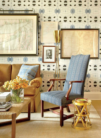 tribal living room wallpaper ideas 2019