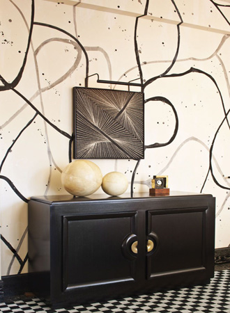 Ornate living room wallpaper ideas 2019