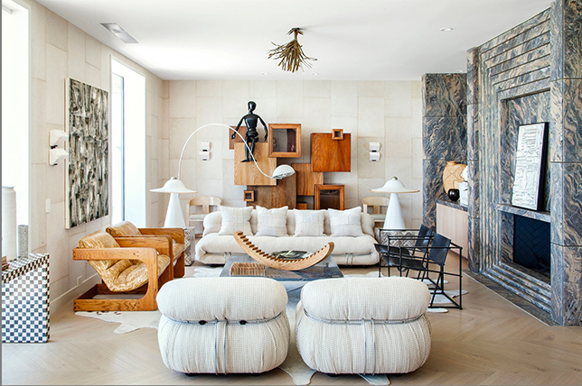 contemporary living room ideas lighting