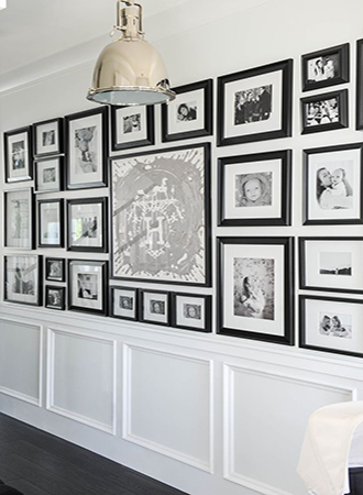 Gallery picture wall ideas 2019