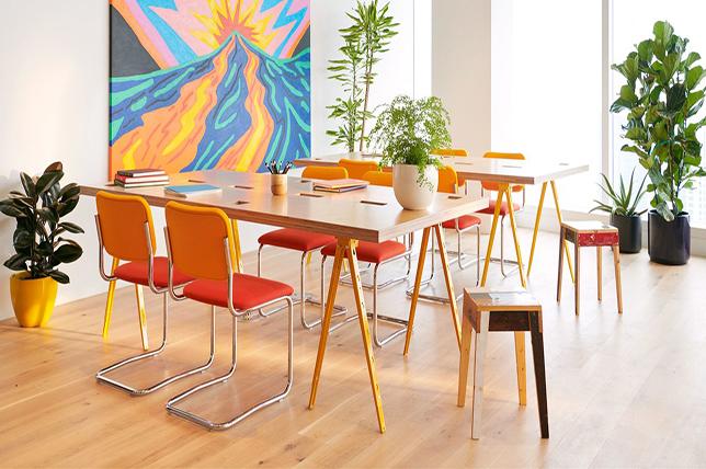 Office decor ideas flooring