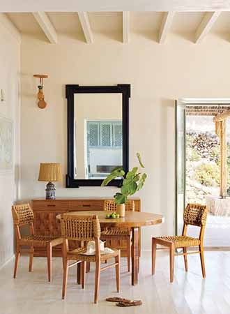 Cream dining room color color ideas