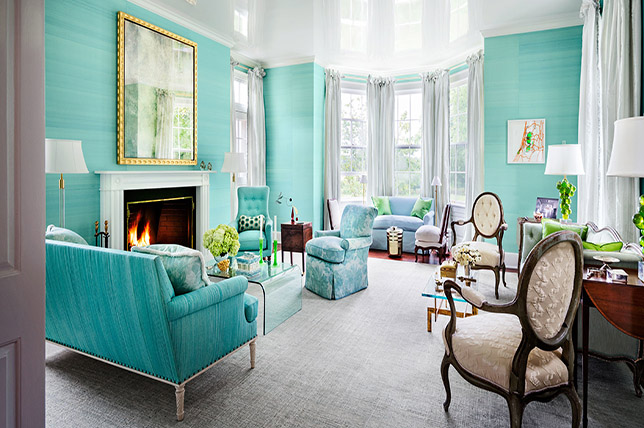 Mint green living room ideas decor style