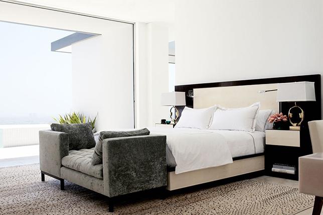 modern ideas for storage under the bed
