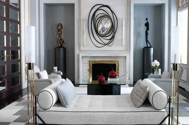 Art deco furniture ideas decorative style