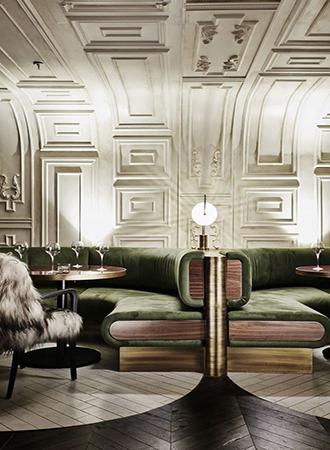 Art deco furniture ideas and materials