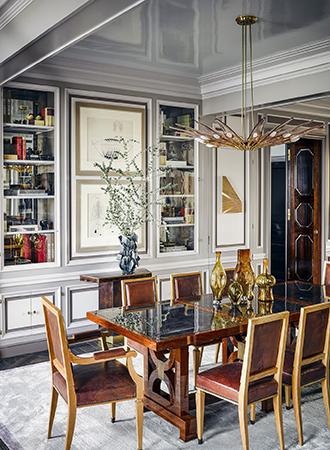 elegant Art Deco furniture ideas
