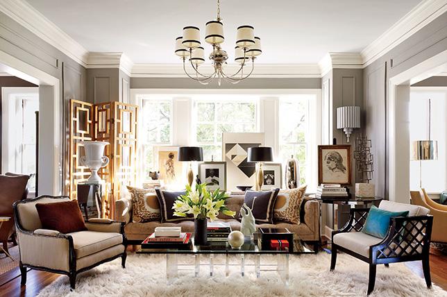unique interior design home styling tricks