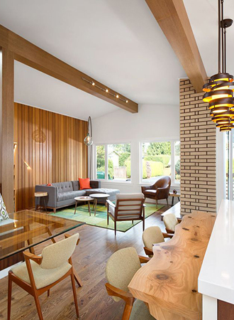 The gallop of the best interior designers in Vancouver