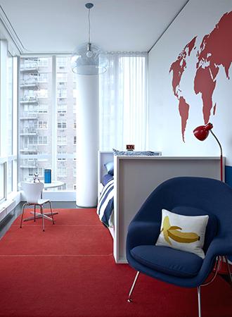 Spring decor ideas bolder carpet