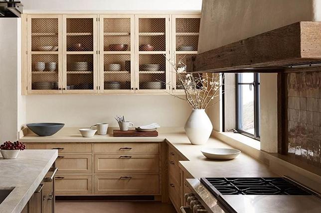 modern farmhouse kitchen cabinets