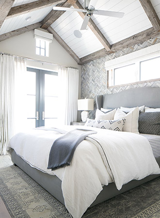 colorful shabby chic bedroom ideas
