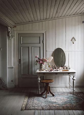 green shabby chic bedroom ideas