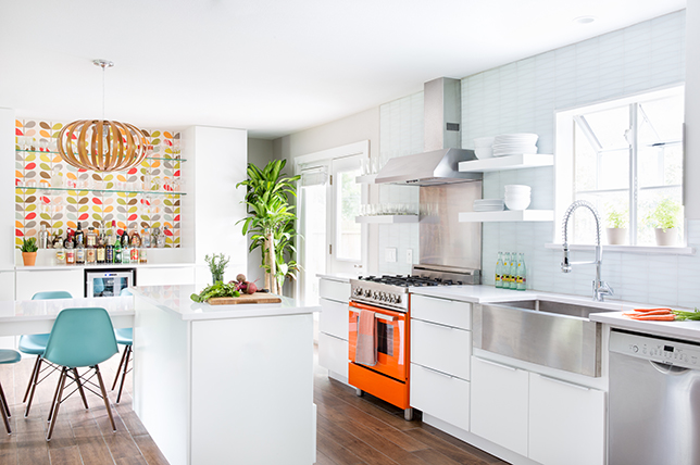 Mid Century Modern Kitchen Inspiration