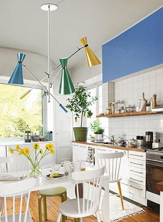 Try Mid Century Modern Kitchen