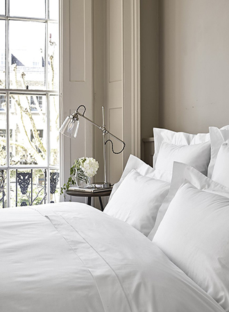 The White Company Savoy Linen Collection Best Bedding