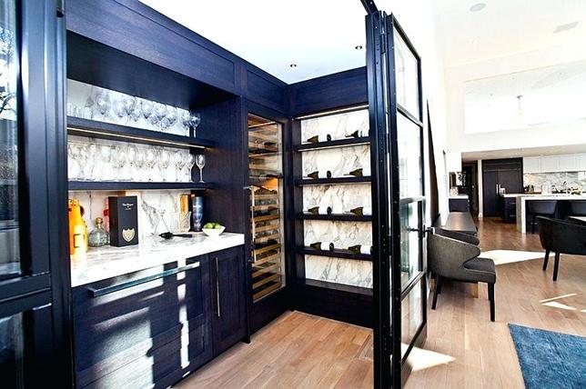 built-in bar furniture wish list