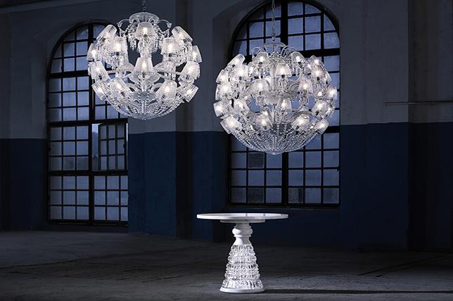 Baccarat Chandelier Furniture Wish List