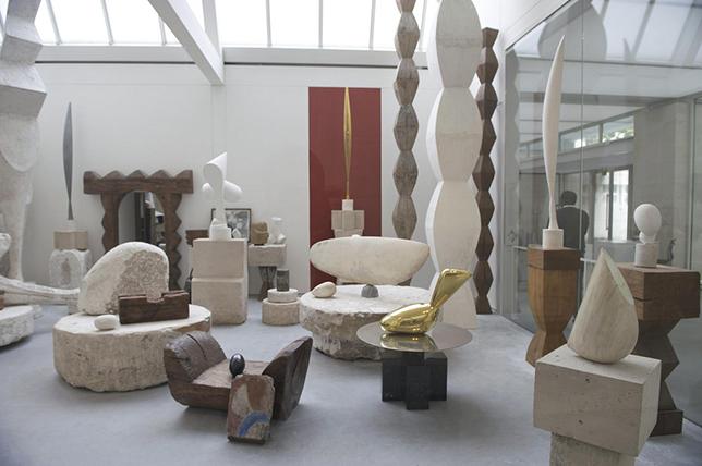 Brancusi Sculpture Furniture Wish List