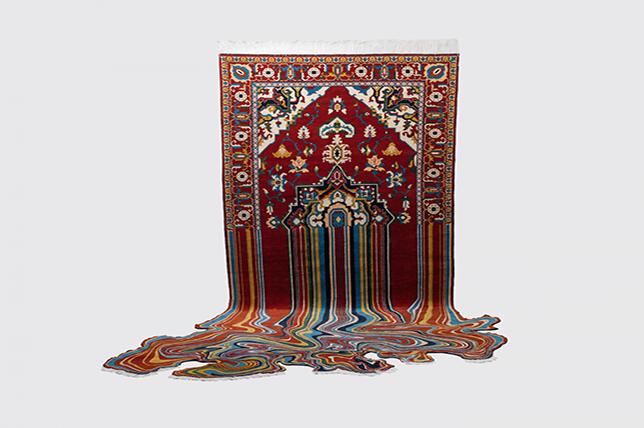 faig ahmed carpet art