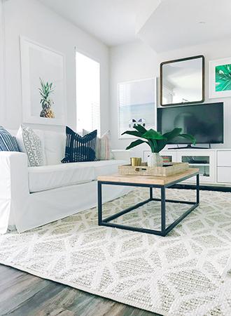 tonal sisal living room rugs
