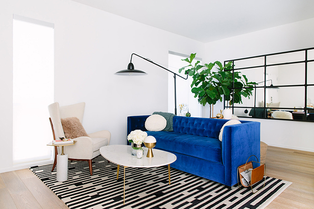 black and white living room carpets
