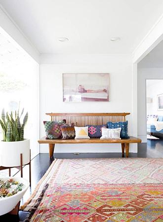faded desperate living room carpets