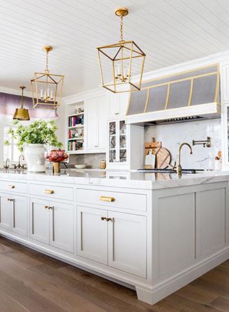 modern kitchen countertop ideas