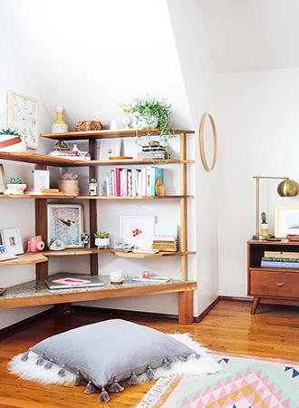 ornate bedroom storage ideas