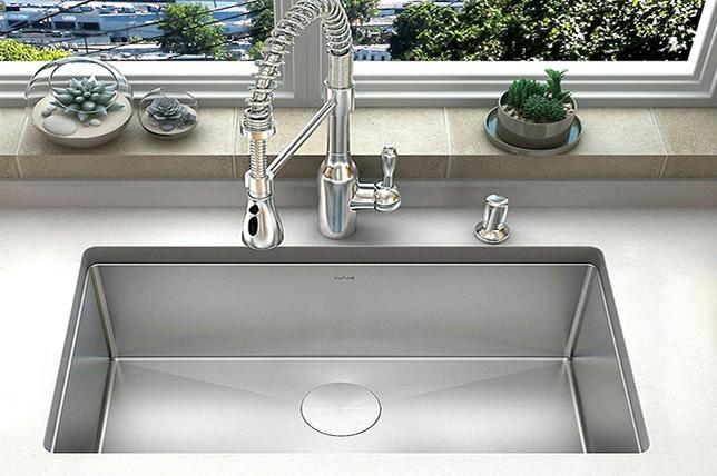 zuhne best kitchen sink faucets