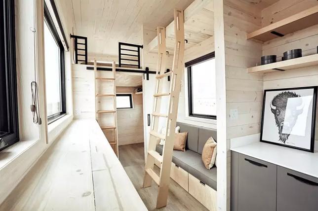 modern tiny house designs