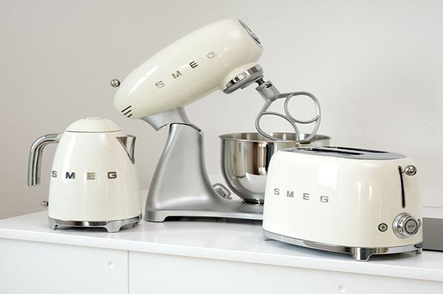 Small retro kitchen appliances