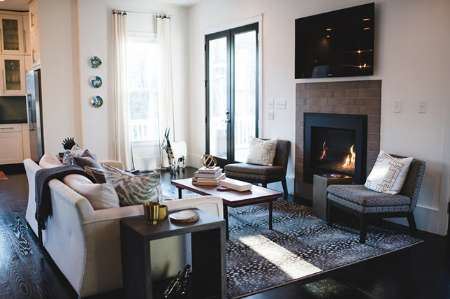 best interior designers from Charlotte NC