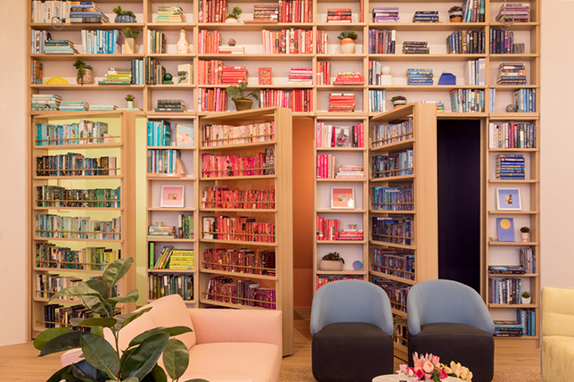 creative best ideas for the home library